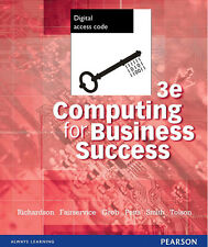 3E COMPUTING FOR BUSINESS SUCCESS, NEW (UNSEALED), FREE SHIPPING WITH TRACKING