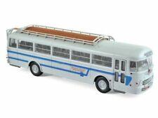 NOREV Chausson AP52 1955 Échelle 1:43 Miniature de Bus - Clear Blue et Blue (530023)