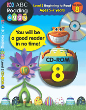 ABC Reading Eggs - Beginning to Read CD-ROM 8 by Katy Pike