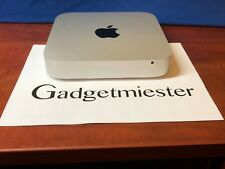 "Apple Mac mini ""Core i7"" 3.0 (Late 2014) MGEQ2LL/A BTO/CTO 16GB 960GB SSD"