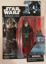 Star Wars Rogue One Admiral Raddus 3.75 Inch Figure