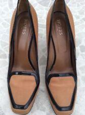 Hobbs Women's 100% Leather Slim Court Heels for Women