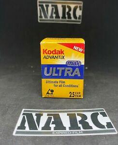 Kodak Advantix Ultra Max  APS 400  expired film