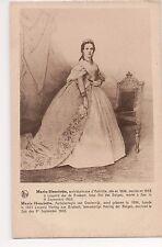 Vintage Postcard Archduchess Marie Henriette of Austria Queen of Belgium