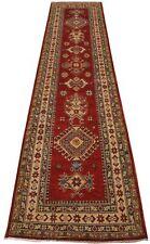 10 ft Traditional Kazak Carpet 300 x 79 cm Hand-knotted New Floor Runner Rugs