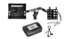 für SKODA Yeti 2  5L  Can-Bus Lenkrad Auto Radio Adapter Kabel Power Quadlock 2