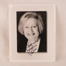 JOSEPHINE TEWSON - KEEPING UP APPEARANCES - BRITCOM ACTRESS - 8x10 SIGNED PHOTO