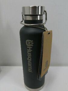 Husqvarna Stainless Steel Water Bottle (Brand New) 5894107-01