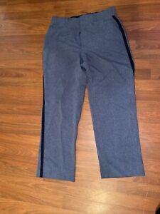 Men's Postal Uniform Pants Size 36/32