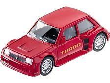 Mondo Motors * RENAULT 5 MAXI TURBO vintage voiture miniature 1/43 métal * NEUF