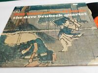 Jazz Impressions of Japan, The Dave Brubeck Quartet, Columbia. Vinyl  LP. SEE **