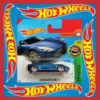 Hot Wheels 2017  ASTON MARTIN ONE-77   # HW EXOTICS #  287/365 NEU&OVP