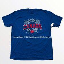 Epcot World Showcase - Canada Lacrosse Men's Shirt - Nwt - Free Shipping! Rare