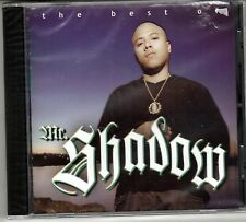 Mr. Shadow. The Best of 2001  (CD, Brand New)