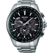 Reloj Astron Seiko sse077j1 gps con doble huso horario
