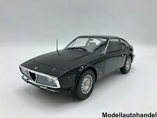 ALFA ROMEO GT 1300 Junior Zagato nero 1:18 Bos >> NEW <<