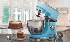 Batidora de pie eléctrica 6 Velocidad Comida tazón Gancho de protección contra salpicaduras de alimentos Cocina