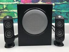 Logitech X-530 Speaker System - 2.1 Stereo