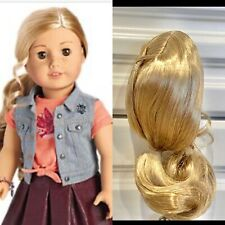 American Girl Doll Tenney Grant Wig - Replacement Parts and Customs