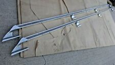 1973 1987 Chevy Truck BED HAND RAILS Original GM Accessory pair GMC 88""