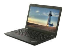 "Lenovo ThinkPad E550 15.6""   i5-5200U 2.2GHz   8GB RAM   256GB SSD   Windows 10"