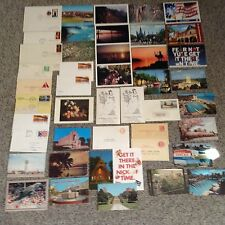 BEAUTIFUL MISC. BATCH OF OLD POSTCARDS     ***See Pictures***