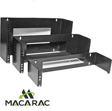 """6U 150mm DEEP WALL FRAME (6U 19"""" Rack / Suit Switches, Routers, Modems etc.)"""