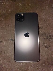 Iphone 11 pro max 512 Gb space grey Unlocked