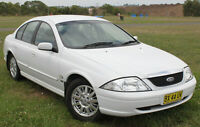 FORD FALCON AU 1998-2002 SERIES  I II III WORKSHOP SERVICE REPAIR MANUAL
