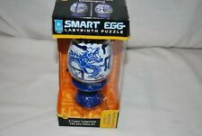 Blue Dragon 2- Layer Smart Egg Level 1 Labyrinth Puzzle New.