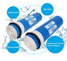 Commercial Reverse Osmosis RO Membrane 200 GPD. Approx 750 Litres Per Day