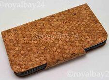 Exclusive Kork Tasche für Samsung Galaxy S4 Hülle Etui Natural corc Design Case