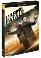 L'ARME FATALE  SAISON 2 INTEGRALE  DVD  NEUF SOUS CELLOPHANE