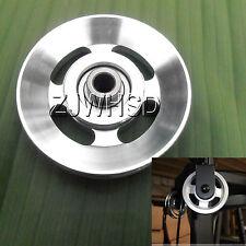 Universal 88mm Aluminio Cojinete rueda polea para el equipo de ejercicio Gimnasio Fitness