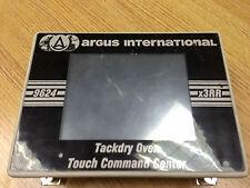 Argus International Tackdry Oven Touch Command Center 9624 x3RR QPJ2D101L2P