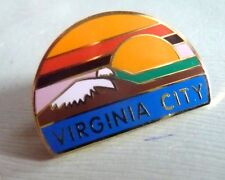 PIN VIRGINIA CITY