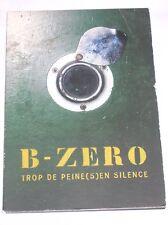 LONGBOX CD RARE / NOIR DESIR / TROP DE PEINE(S) EN SILENCE / RARE / BON ETAT