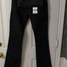 NWT Gap 1969 Long and Lean Flare Leg Stretch Maternity Jeans sz 0R  (29 x 33)