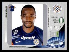 Panini Liga de Campeones 2012-2013 Benjamin Stambouli Montpellier No.142