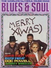 Was Not Was Keith Sweat Doc Powell Audrey Wheeler Magazine