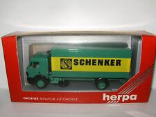 Herpa 13352 Kit MB plhzg Schenker Hanovre 1:87 h0