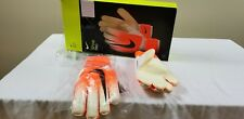 Nike Goalkeeper Spyne Pro Elite FingerSaves Soccer Gloves Mens Size 6 Goalie