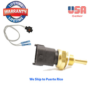 12566778 Engine Coolant Temperature Sender W/Connector Fit GM (Refer to catalog)