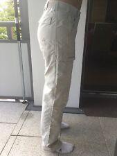 Schöffel Damen Hose Lang Farbe Ashes Weiß Grau Größe 76 Gebraucht