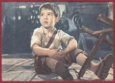 PABLITO CALVO 10 ATTORE ACTOR ACTEUR CINEMA MOVIE - SPAIN ESPAÑA Cartolina 1960