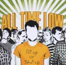 All Time Low Put Up Or Shut Up vinyl LP NEW sealed