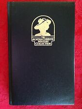 Agatha Christie THE MURDER AT THE VICARAGE Bantam Leatherette HC L@@K WOW!!!
