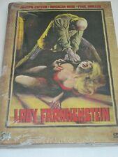 '84 - Lady Frankenstein - DVD/NEU/Horror/Rosalba Neri/kleine Hartbox