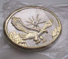 New Sealed In Package Patriotic Eagle Belt Buckle
