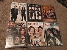 BONES SEASONS 1-9, DVD, SEASONS 3-7 ARE NEW